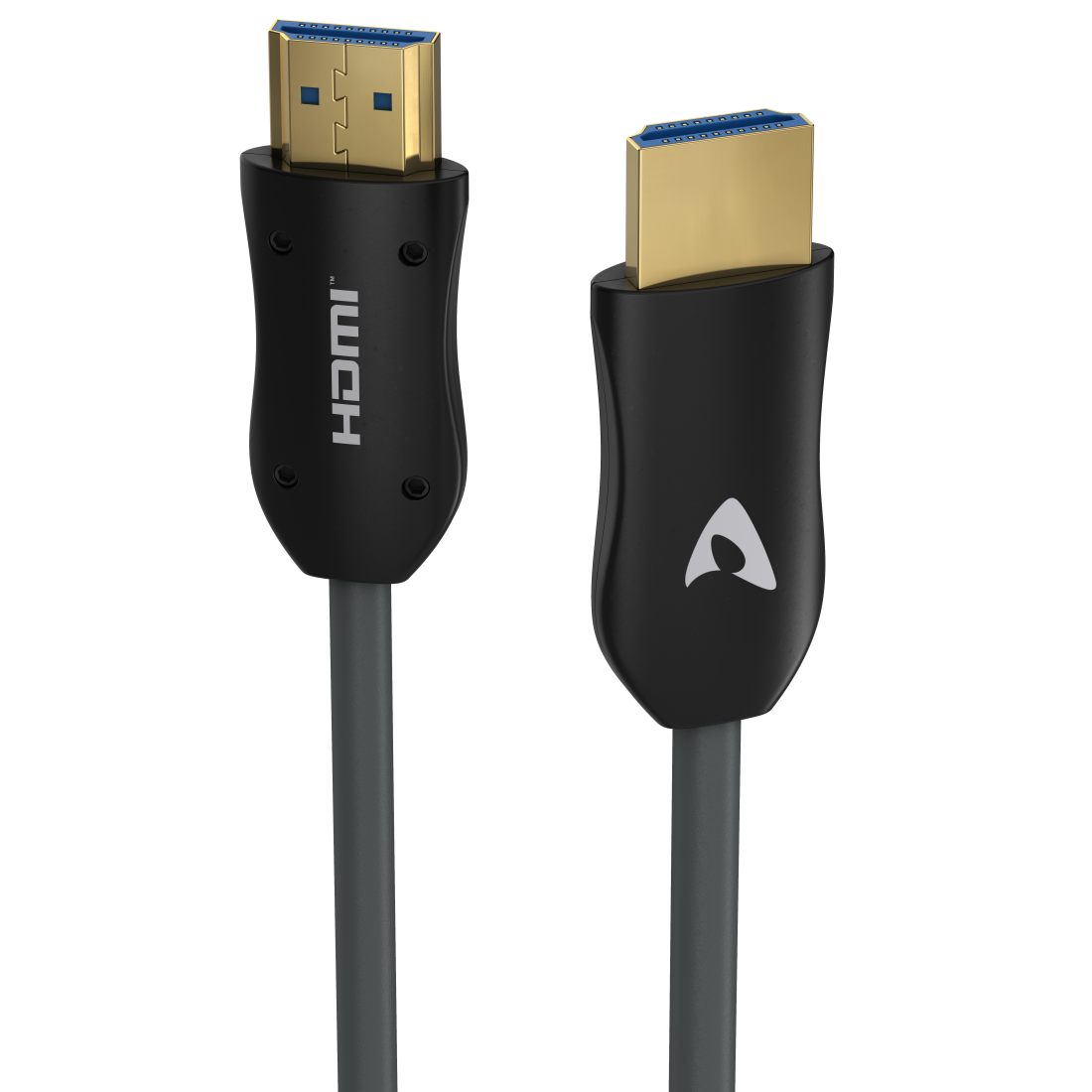 abx High-Res Image - Avinity, Optical, Active HDMI™ Cable, ultra-thin, plug-plug, gold-plated, 10m