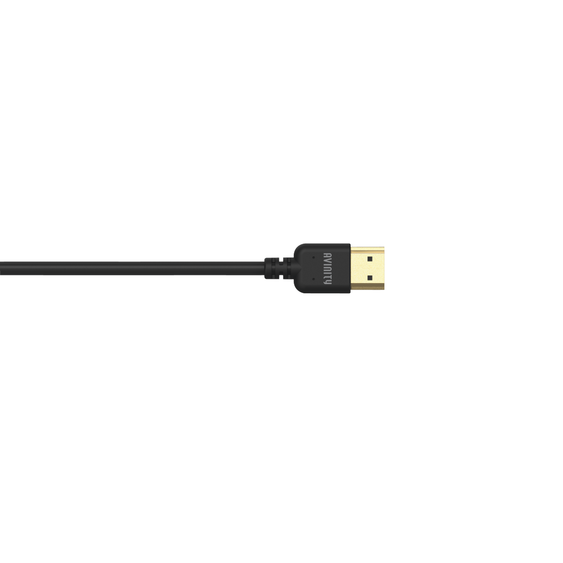 abx2 High-Res Image 2 - Avinity, High Speed HDMI™ Cable, Plug-Plug, ultra-flexible, gold-plated, Ethernet, 2.0 m