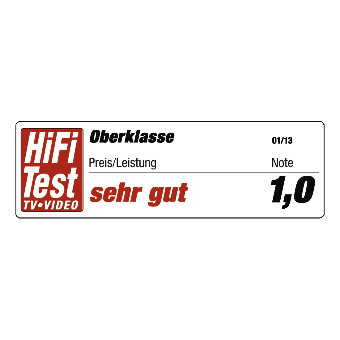 tex4 Druckfähiges Testurteil 4 - Avinity, High Speed HDMI™-Kabel, St. - St., Gewebe, Filter, vergoldet, Ethernet, 1 m